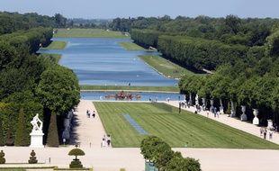 C'est reparti pour les Grandes eaux du château de Versailles.