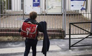 Les élèves souffrant de phobie scolaire sont dans l'incapacité de franchir les grilles de leur établissement.