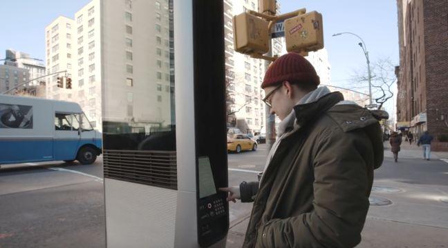 L'accès illimité aux bornes WiFi va être supprimé à New York (Etats-Unis). A cause, entre autres, de la consultation de sites pornographiques, jugée trop fréquente. – Youtube