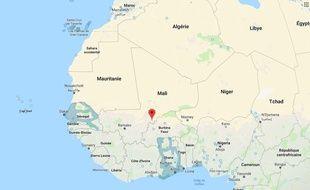L'attaque d'un village peul au Mali, dans la zone de Bankass, près de la frontière avec le Burkina Faso, a fait plus de 115 victimes le 23 mars 2019.