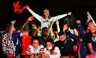 Les supporters du PSG devront se faire discrets dimanche dans les rues de Marseille.
