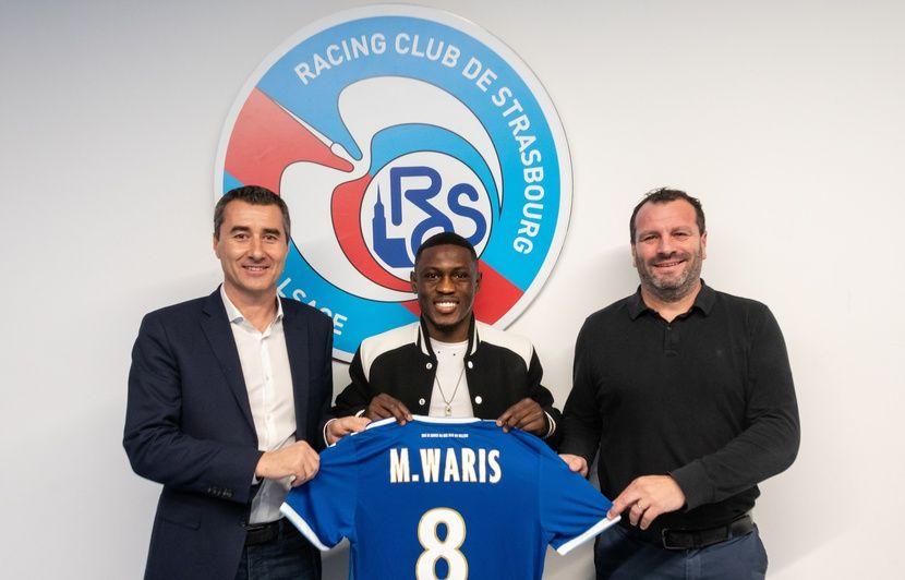 RC Strasbourg : Majeed Waris, coup de maître ou pari risqué ?