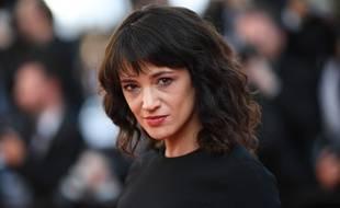 Asia Argento au Festival de Cannes, le 19 mai 2018.