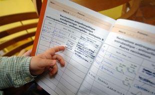 L'ancienne version du carnet de santé datait de 2006