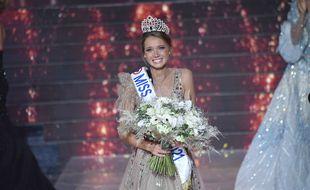 Amandine Petit, Miss France 2021.
