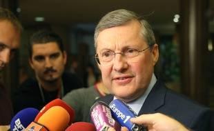 Philippe Bas, le président de la commission des Lois du Sénat, le 24 juillet 2018.