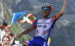 Thibaut Pinot n'a pas dit son dernier mot sur le Tour de France.