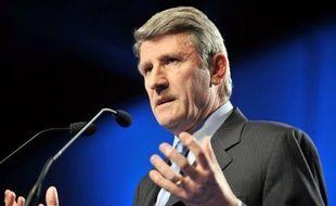 Philippe de Villiers a été président du conseil général de Vendée pendant 22 ans, de 1988 à 2010..