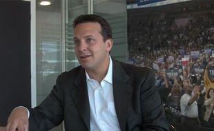 Jonathan S.Wolfson, C.E.O de l'entreprise Solazyme, interviewé le 8 juillet 2010 par 20minutes.fr.