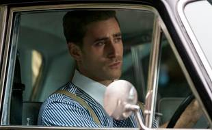 Oliver Jackson-Cohen dans The Haunting of Bly Manor.