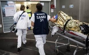 Coronavirus: La France enregistre 216 nouveaux décès en 24 heures à l'hôpital (Archives)