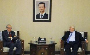 Le régime syrien a réaffirmé mardi qu'il revenait au peuple syrien de choisir ses dirigeants, rejetant les appels à un départ du président Bachar al-Assad dans le cadre d'une solution politique lors de la conférence de paix Genève-2.