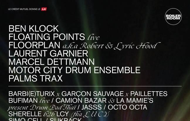 La programmation du festival Le Bon Air, qui est parvenu à conserver les mêmes artistes malgré le report.