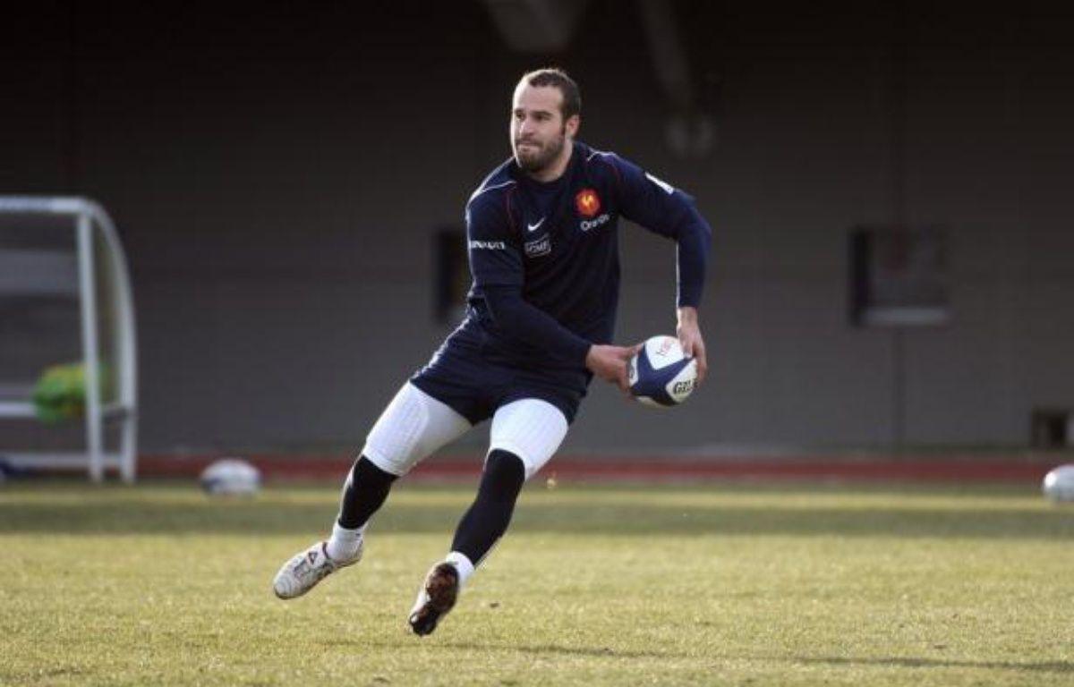 Les joueurs du XV de France sont arrivés lundi à Buenos Aires et ont participé à un premier entraînement sur place, à cinq jours de leur premier test-match face à l'Argentine, samedi à Cordoba dans le cadre des tournées de juin. – Fred Dufour afp.com