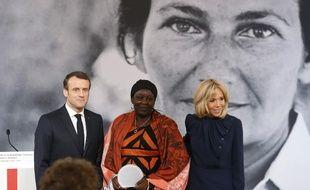 Aissa Doumara Ngatansou est à la tête d'une association d'aide aux victimes de viols et de mariages forcés au Cameroun.