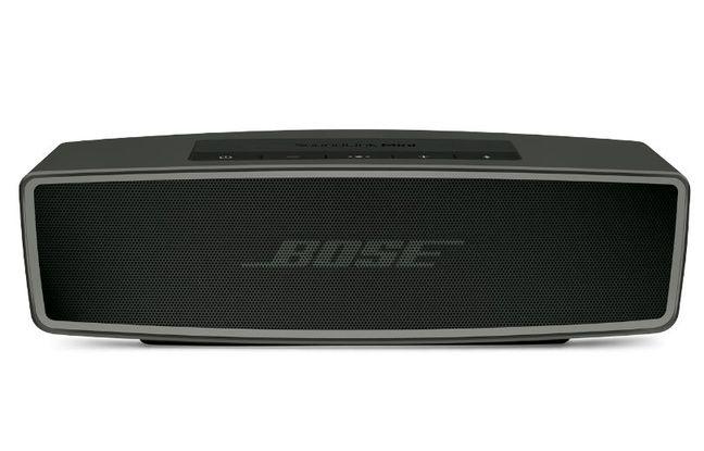 La Bose SoundLink Mini II (229 euros) reste un exemple de portabilité et de dynamique audio. On la préfère à la nouvelle SoundTouch 10, vendue au même prix.