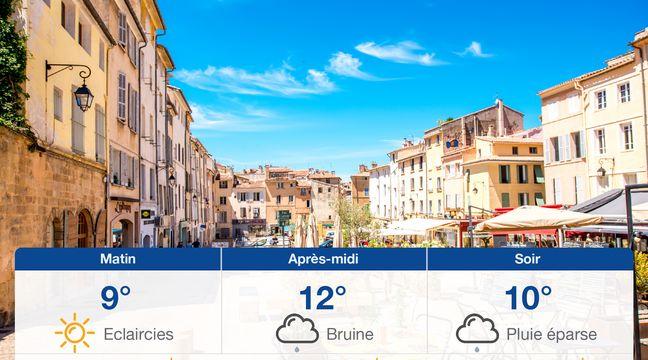 Météo Aix-en-Provence: Prévisions du dimanche 10 novembre 2019 - 20minutes.fr