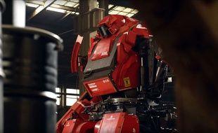Les Etats-Unis ont déclaré la guerre au robot japonais en 2015.