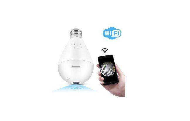 Caméra-ampoule 128G