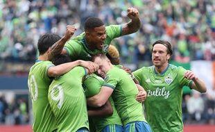 Les Seattle Sounders sont champions de MLS.