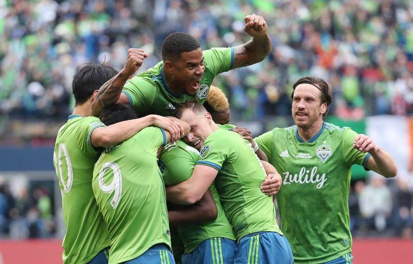 MLS : Les Seattle Sounders champions d'Amérique du Nord en battant en finale Toronto (3-1)