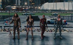 Justice League de Zack Snyder