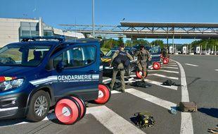 Quelque 200 gendarmes sont déployés autour du Lardin-Saint-Lazare