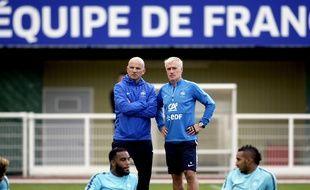 Didier Deschamps et ses joueurs auront des qualifications difficiles.