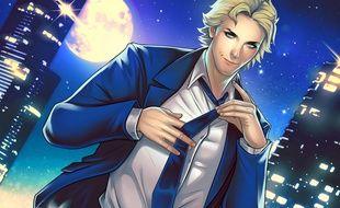 Gabriel est le premier personnage du jeu Is it love à être adapté en roman.