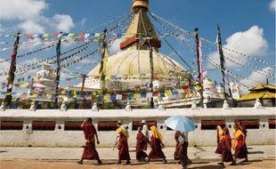 C'est la belle saison pour découvrir le Népal et vivre au rythme de Katmandou.