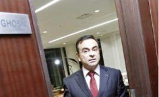 Carlos Ghosn, le PDG de Renault.
