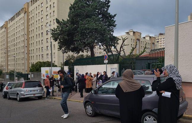 Marseille: « On a peur qu'un de nos enfants prenne une balle perdue», confient des mamans de la cité Racati