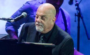 Le chanteur américain Billy Joel
