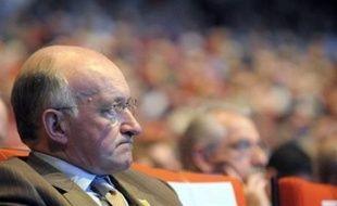 """La Société Générale (SG) et son président Daniel Bouton ont été relaxés jeudi par le tribunal correctionnel de Paris dans l'affaire de blanchiment dite du """"Sentier II""""."""