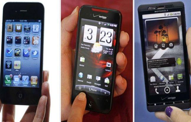Les smartphones auront le vent en poupe à Noël.