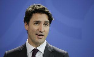 Le Premier ministre canadien, Justin Trudeau (illustration)