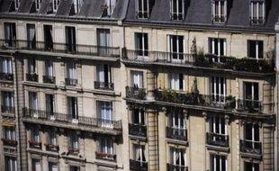 Les prix des appartements anciens ont augmenté de 6,3% en France au deuxième trimestre 2010 sur un an, dopés par le bond du marché parisien (+9,8%), selon l'indice notaires-Insee publié mardi.