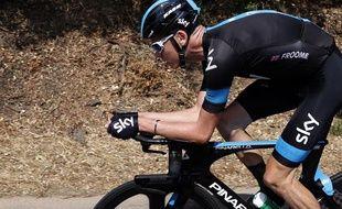 Christopher Froome est le favori du Tour de France 2013.