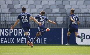 Sékou Mara a délivré les Girondins face à Rennes.