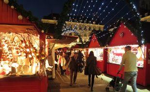 marché noel 2018 nantes Nantes: Coup d'envoi imminent des illuminations et du marché de Noël marché noel 2018 nantes