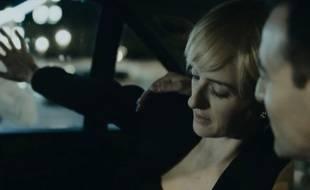 Lady Diana dans sa voiture, illustration du documentaire.