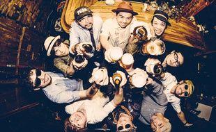 Le groupe japonais Jaibiru