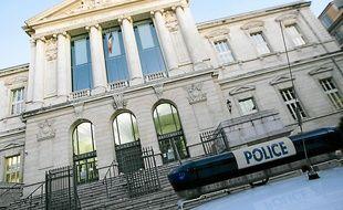 Le tribunal de grande instance de Nice.