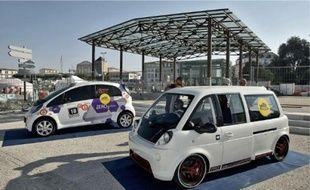 La Rochelle renouvelle sa flotte de voitures électriques avec des Mia et des Citroën C-Zéro.