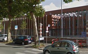 L'agence Pôle Emploi de la gare de Tourcoing.