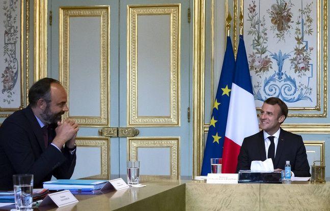 Remaniement EN DIRECT: Edouard Philippe vient de remettre la démission du gouvernement...