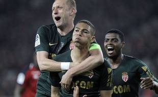 Vinicius a offert la victoire à Monaco vendredi à Lille