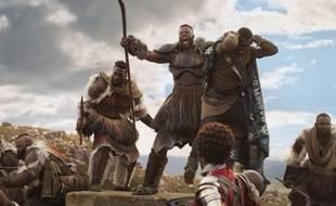 «Black Panther»: La première bande-annonce du nouveau Marvel est sortie