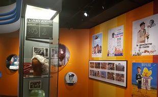Le musée Louis de Funès à Saint-Raphaël retrace la carrière du célèbre comédien.