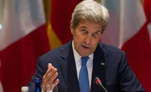 John Kerry en septembre 2016.